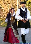 Photos de costumes traditionnel Sarde